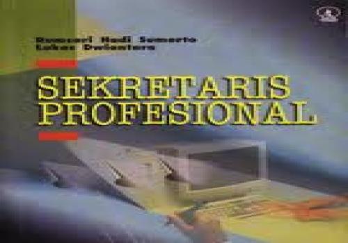 Peran Sekretaris Profesional