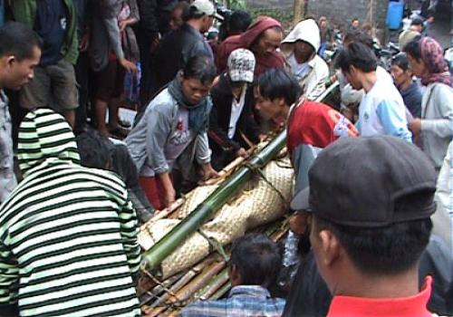 Laporan Pemeriksaan Bencana Gerakan Tanah Di Kecamatan Kintamani