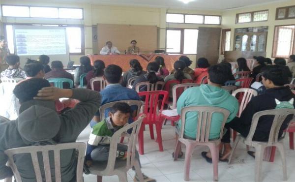 Pelatihan Kewirausahaan bagi Para Pelaku UMKM di kecamatan Kintamani