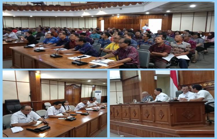 Rapat Koperasi Produksi se Bali