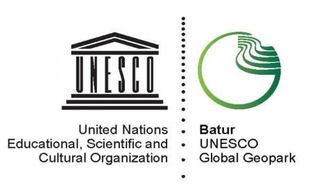 Logo Batur Unesco Global Geopark