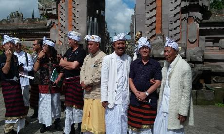 Revalidasi Batur Unesco Global Geopark