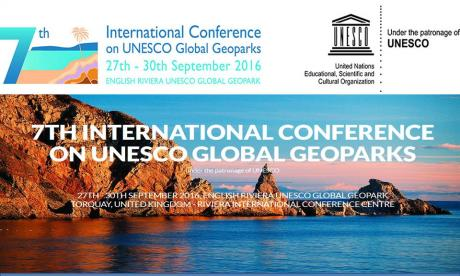 UNESCO GGN 7th CONFERENCE at ENGLISH RIVIERA