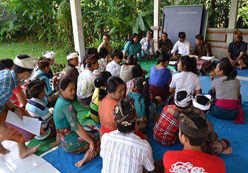 Pemantapan Utsawa Darma Gita Provinsi Bali XXV 2013 Kabupaten Bangli