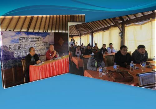 Rapat Koordinasi Destination Management Organization (DMO) Cluster Batur