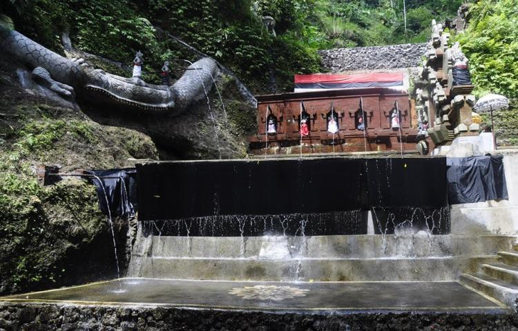 Kelompok Sadar Wisata (Pokdarwis) Pancakatirta Sala, Desa Abuan, Kecamatan Susut , Kabupaten Bangli.