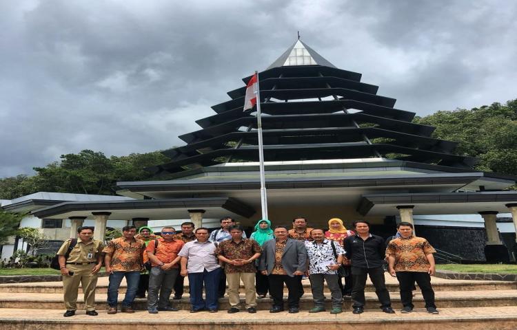 Kunjungan Pemkab Bondowosa Provinsi  Jawa Timur ke Kabupaten Bangli
