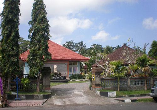 Kantor Dinas Pertanian, Perkebunan dan Perhutanan Kab.Bangli