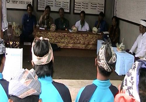 Gapoktan Budi Luhur Kelompok Tani Ternak Mertha Buana, Desa Katung, Kintamani