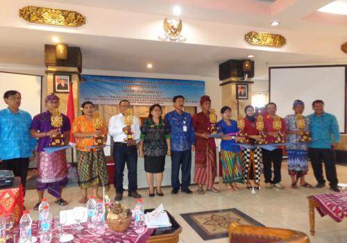 Konvensi GKM Di Hotel Nusa Indah Denpasar Tahun 2015