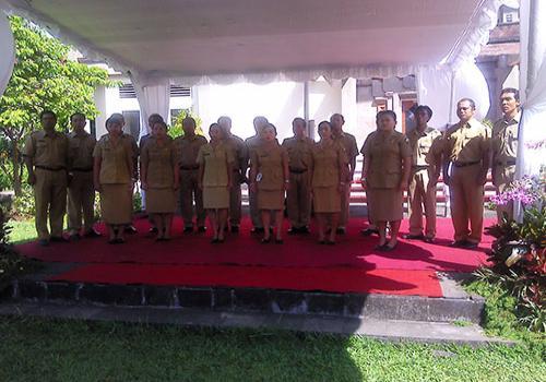 Lomba Paduan Suara Dalam Rangka HUT. Bangli Ke- 808, 10 Mei 2012