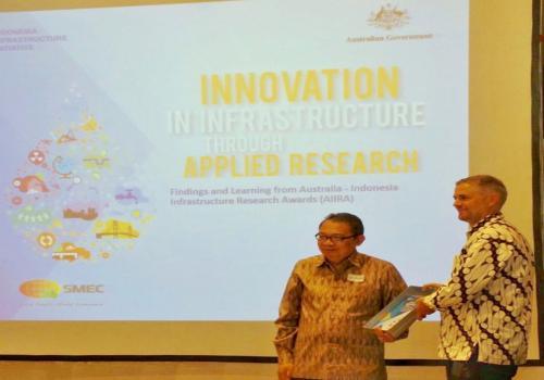 Kemitraan Australia – Indonesia Luncurkan Laporan Akhir Delapan Inovasi Penelitian Air Minum dan Sanitasi