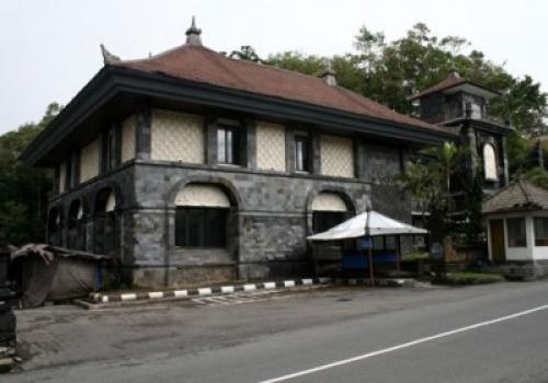 Museum Gunung Api Batur
