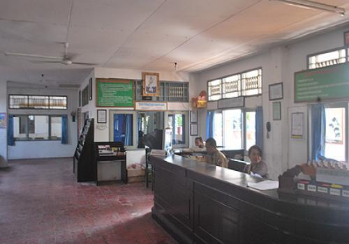 Tempat Pendaftaran Anggota