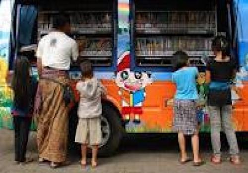 Perpustakaan Keliling Bali