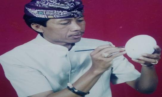 Arsip Statis Seniman :  Drs. I Nyoman Sukanta