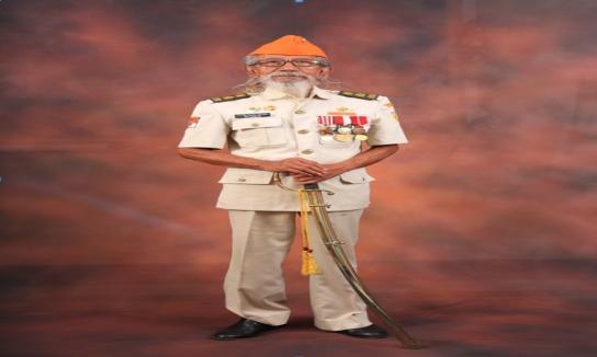 Veteran Pejuang Kemerdekaan RI : Anak Agung Gde Bagus Ardana