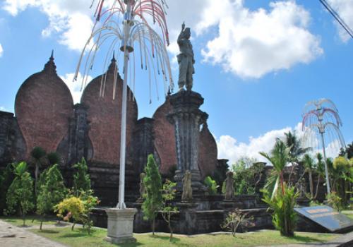 Monumen Perjuangan Kapten TNI Anak Agung Gede Anom Mudita