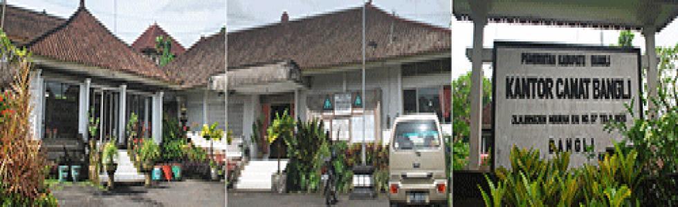 Selamat Datang di Website Resmi Kecamatan Bangli
