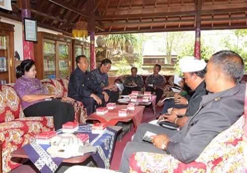Pengukuhan Paguyuban Kabupaten Bangli