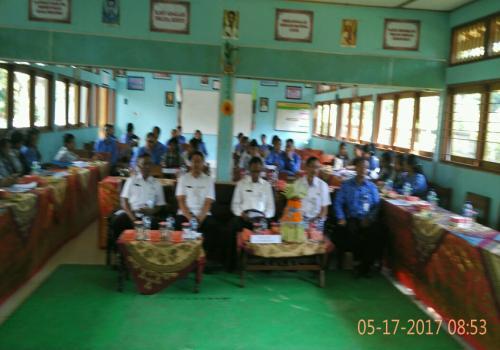 Penilaian-Sekolah-Sehat-SMP-Negeri-2-Susut-di-Desa-Abuan.html