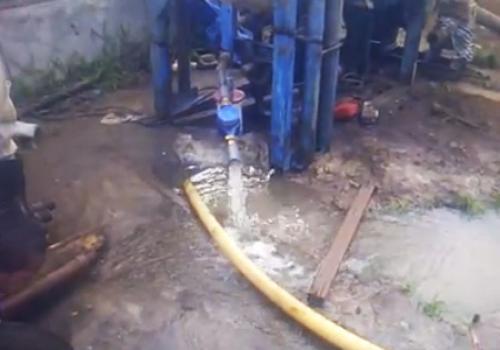 Pemanfaatan Air Tanah Dalam Sebagai Solusi Mengatasi Krisis Air Bersih Di Desa Tiga