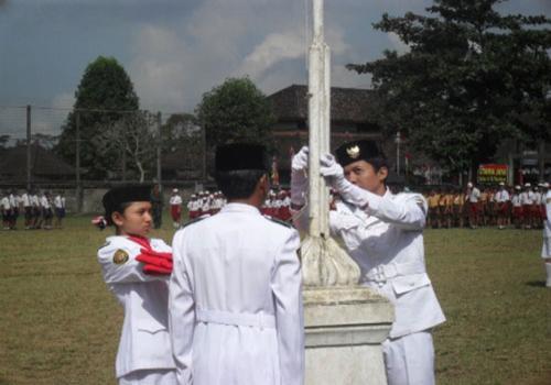 HUT RI 67 di Kecamatan Susut