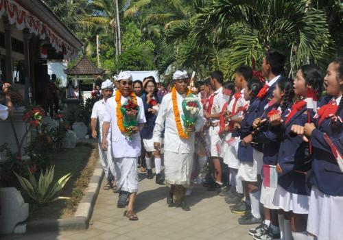 Tim Propinsi Bali Nilai SPMN 2 Tembuku