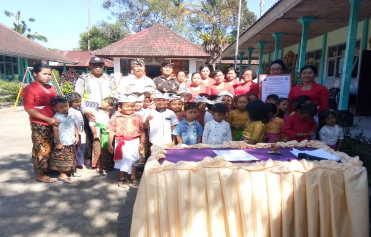 Deklarasi Sekolah Ramah Anak