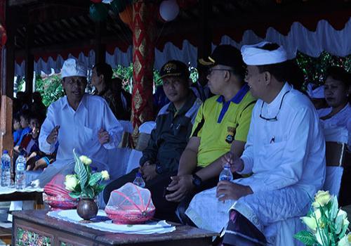 PEMBUKAAN PORSENIJAR KABUPATEN BANGLI TAHUN 2014