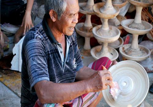 Desa Tegalasah Pengahasil Dulang Terbesar di Kabupaten Bangli