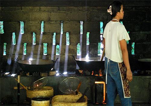 Industri Kacang Desa Bang Bang, Tembuku Bangli