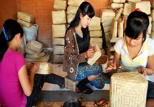 Sekar Madu, Kerajinan Sokasi Batik dari Bangli