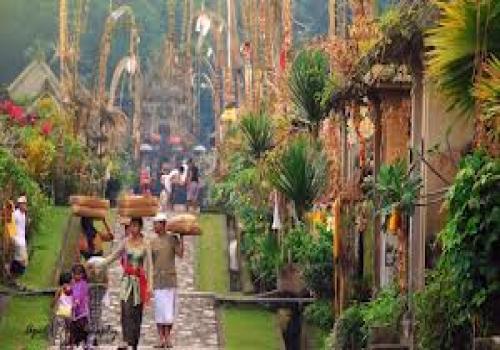 Kelurahan Kubu Bangli Terbaik Nasional