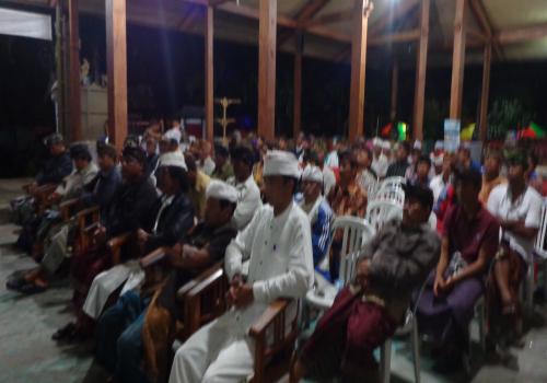 EVALUASI PELAKSANAAN PROGRAM PENGEMBANGAN NILAI BUDAYA TAHUN 2016