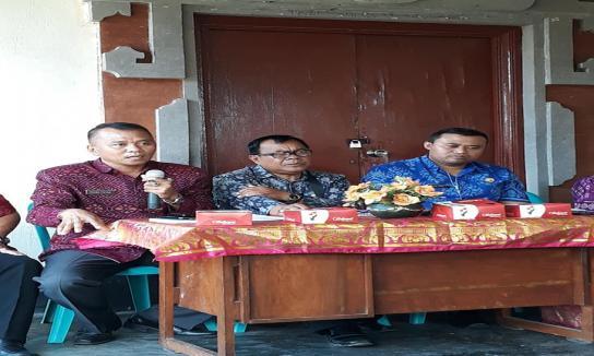 Musyawarah Perencanaan Pembangunan Kelurahan Bebalang Bangli