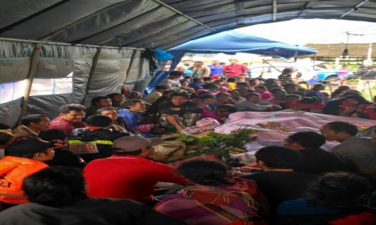 Bencana Longsor Kintamani Bangli 3
