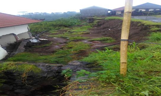 Bencana Longsor Kintamani Bangli 6