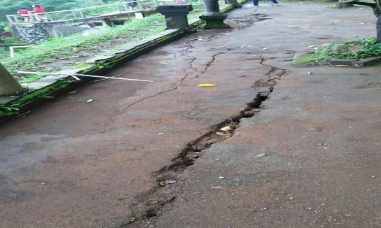Bencana Longsor Kintamani Bangli 7