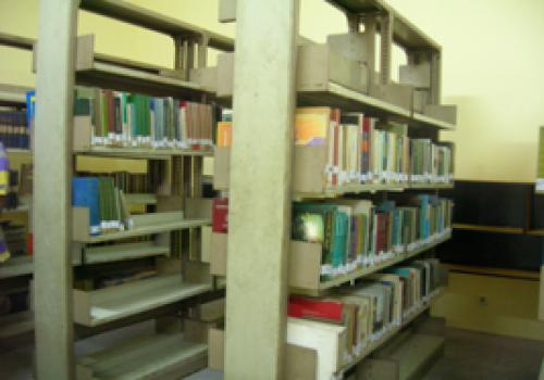 Pengolahan Bahan Pustaka Perpustakaan Balai Besar Wilayah Sungai serayu Opak