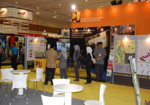 Indonesia International Search and Rescue Expo 2011