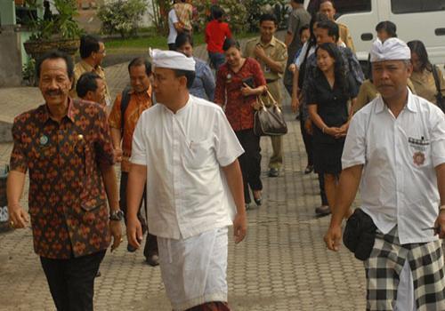 RSUD Bangli Dinilai dalam ajang GSS-I Tingkat Provinsi Bali Tahun 2011