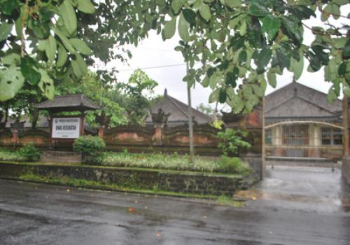 Kantor Dinas Kesehatan Kabupaten Bangli