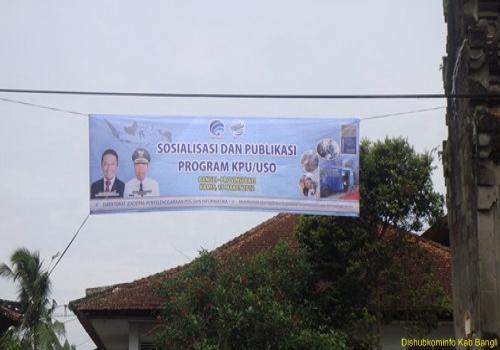 Sosialisasi dan Publikasi Program KPU/USO Kemkominfo