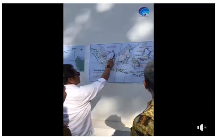 Menkominfo: Menghubungkan Daerah 3T (Terdepan, Tertulat dan Tertinggal) di NKRI