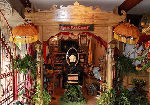 Stand Pameran Pembangunan Provinsi Bali 2012