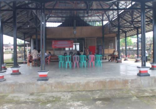 Pembinaan KIM di Bonyoh dan Pembinaan Tower di Bayung Gede