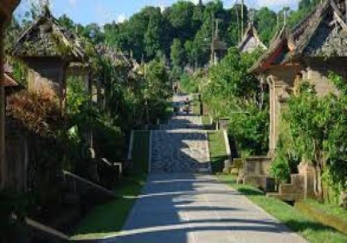 Desa Tradisional Panglipuran