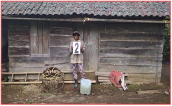 Verifikasi Bedah Rumah Tahun 2018 Di Desa Satra