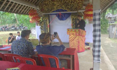 Obyek Wisata Tukad Cepung(Tirta Penawa Ratna )